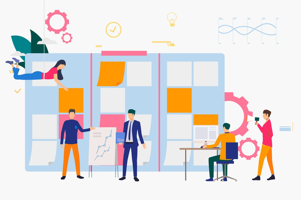 Agile Collaboration in the Age of Remote Work