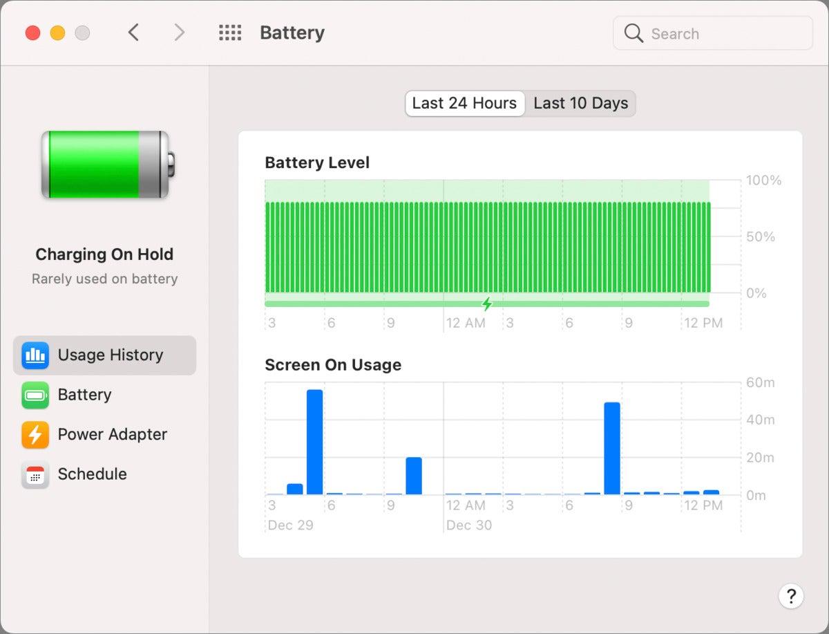 تاریخچه باتری های بزرگ در mac911