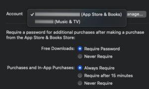 mac911 multiple ids apple id pane