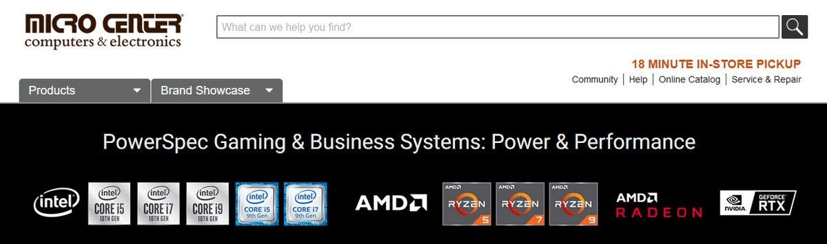 mc1 100869420 large - Best prebuilt gaming PCs: Get Ryzen 5000, RTX 3080, and Radeon 6800 now