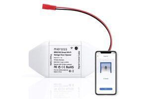 meross garage door controller primary