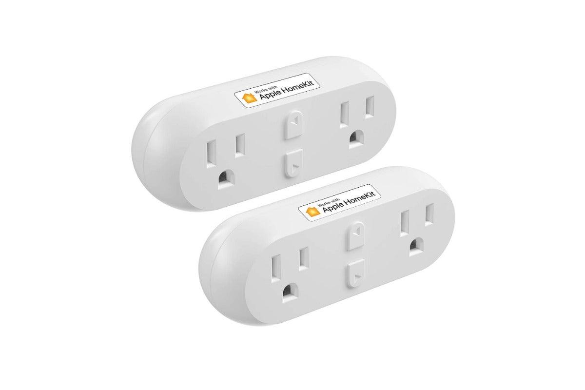 meross indoor plug two pack