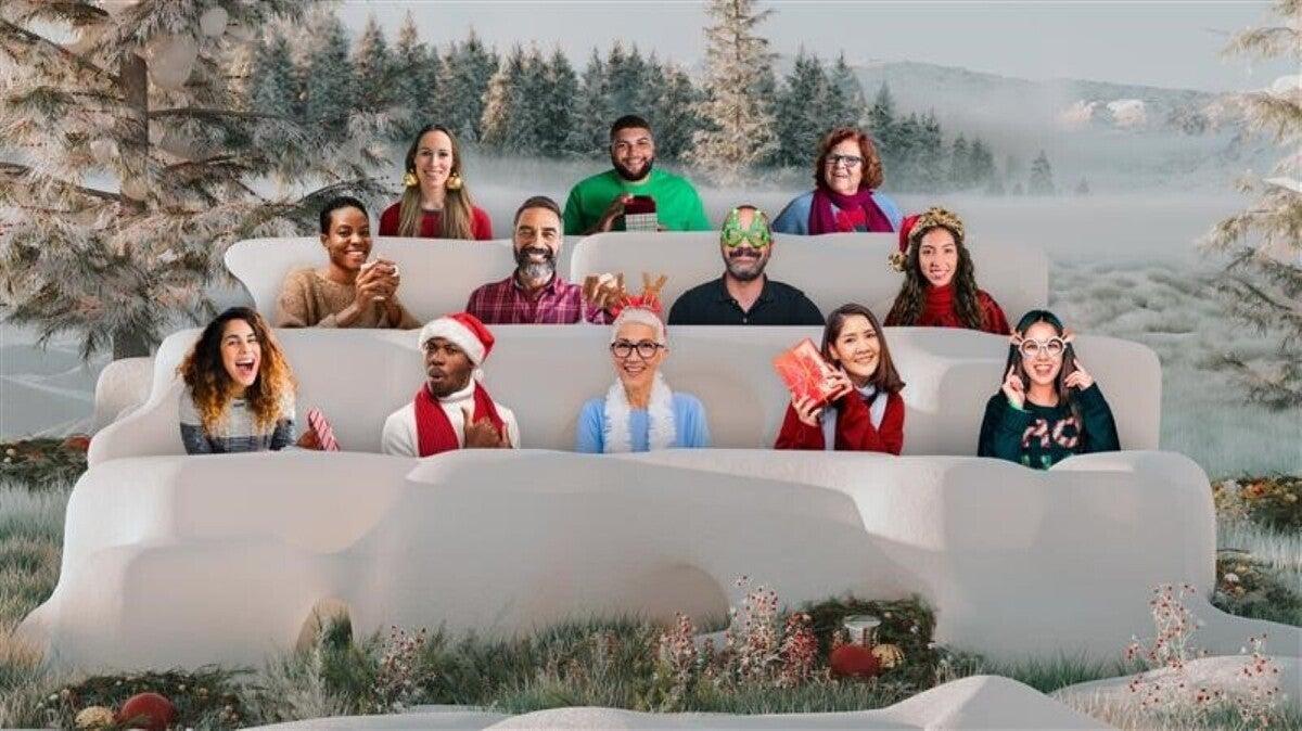 تیم های مایکروسافت 365 در حالت خواب زمستانی با هم کار می کنند