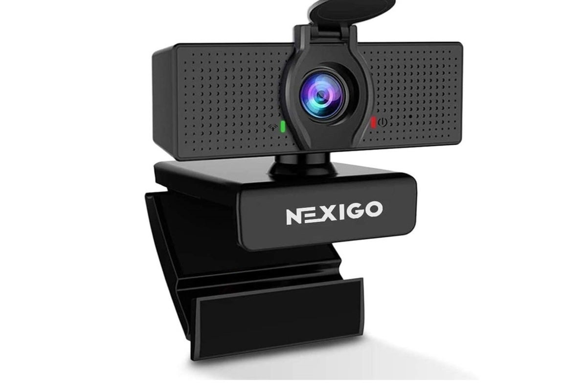 This popular 1080P webcam is less than