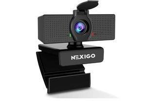 nexigo 1080p webcam