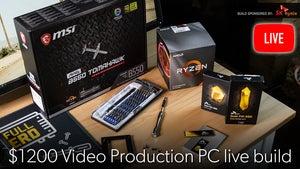 $1200 PC build