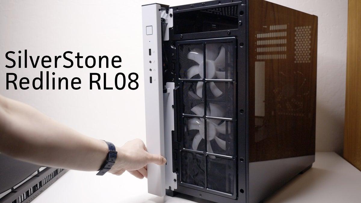SilverStone Redline RL08