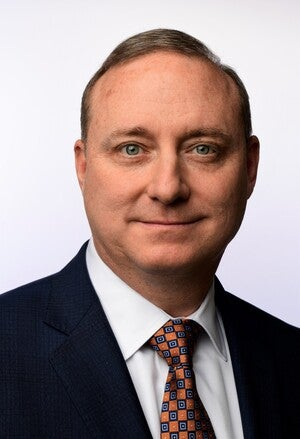 Rich Gilbert, chief digital information officer, Aflac