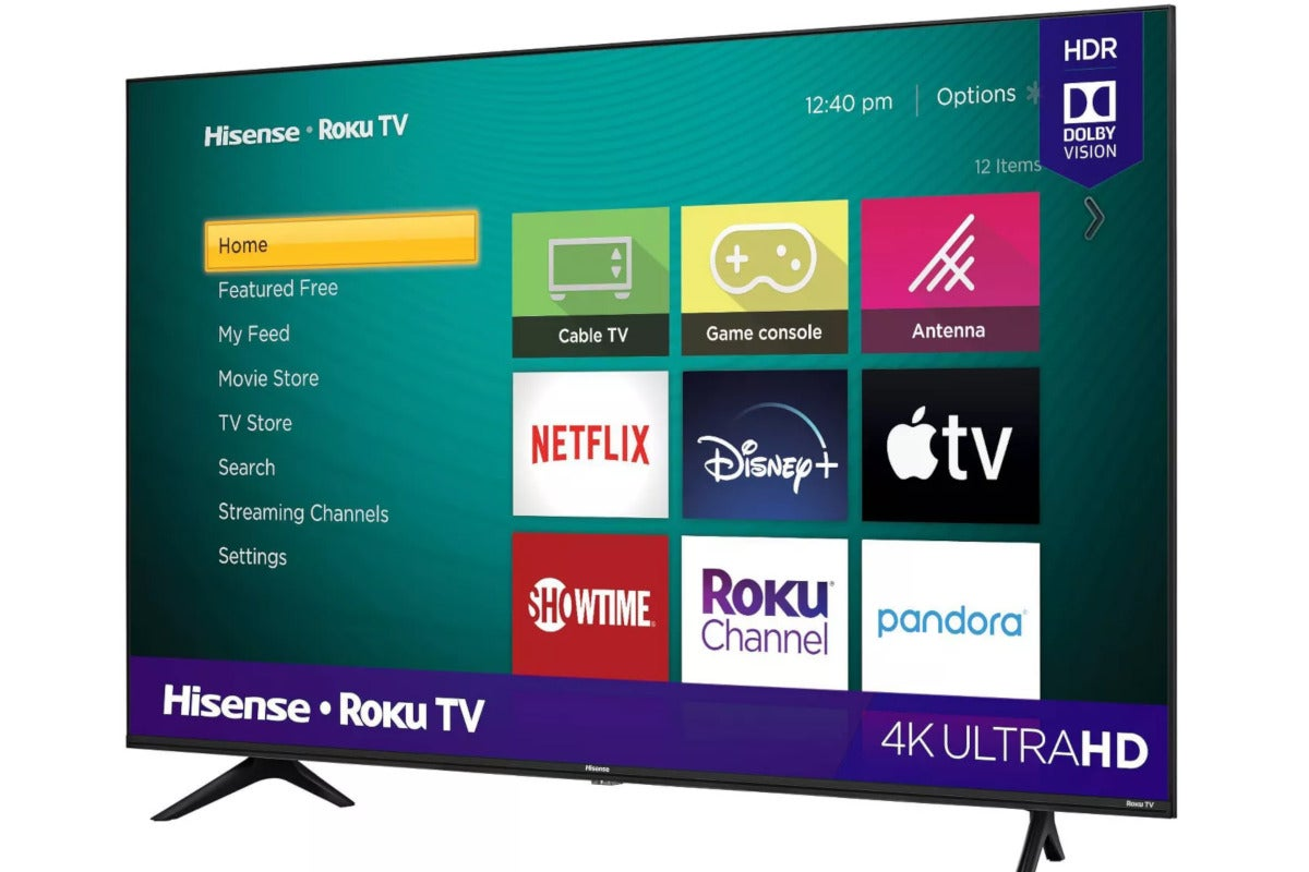 Crazy deal alert: This 50-inch 4K HDR Roku TV is less than 0 today