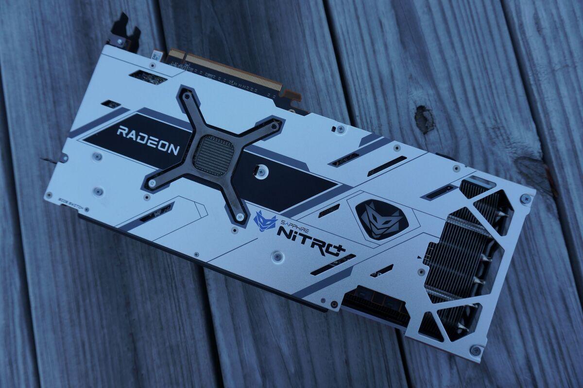 sapphire nitro radeon rx 6800 xt 12