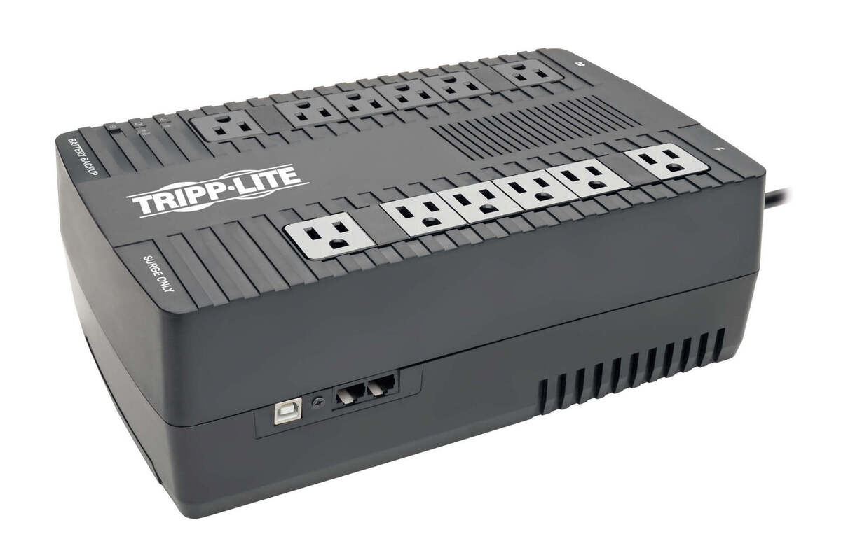 Tripp Lite AVR900U UPS review: The wrong set of features