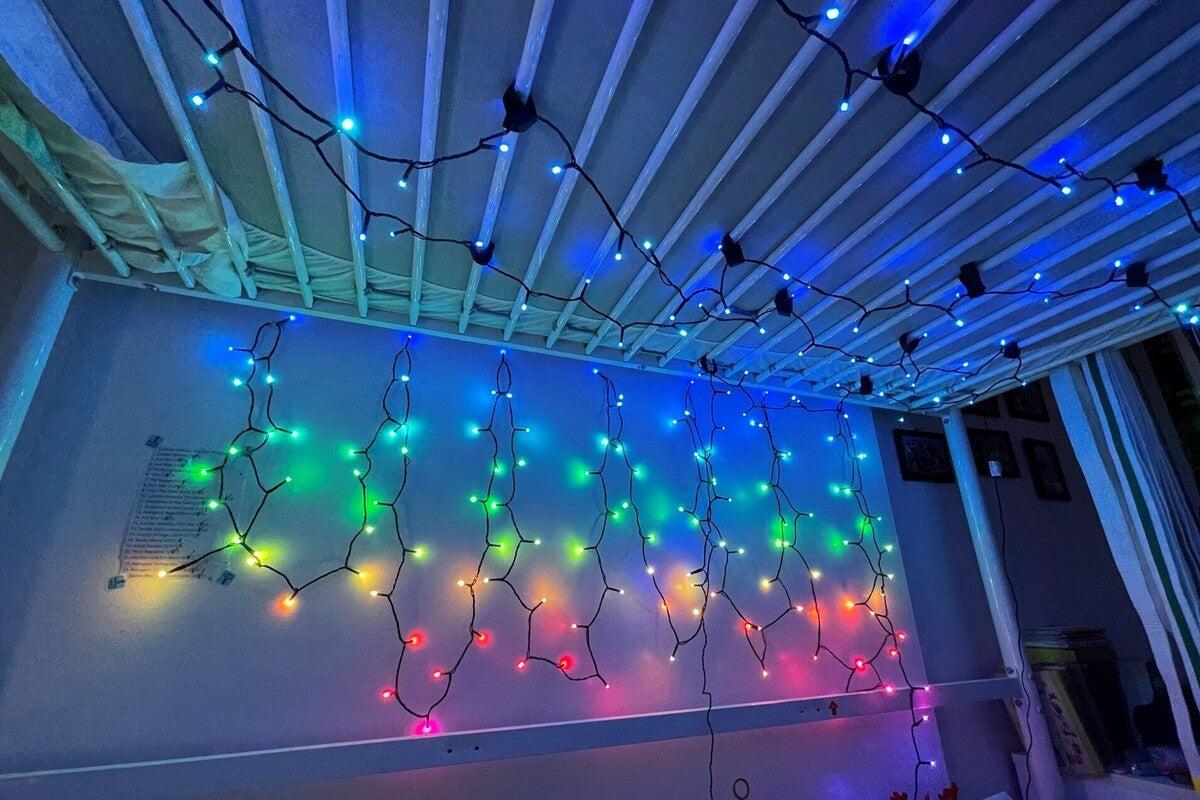 twinkly led rainbox