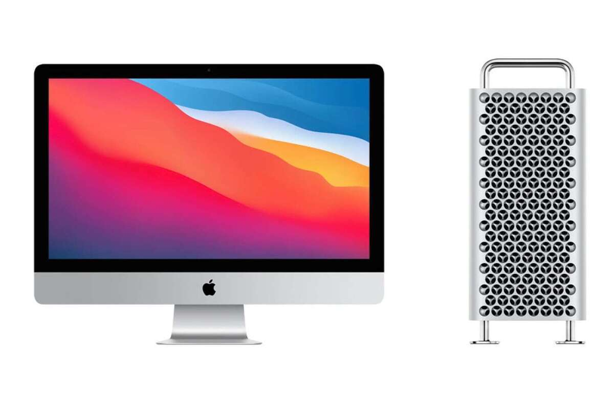 iMac redesign in the works, half-height Apple silicon Mac Pro coming this year