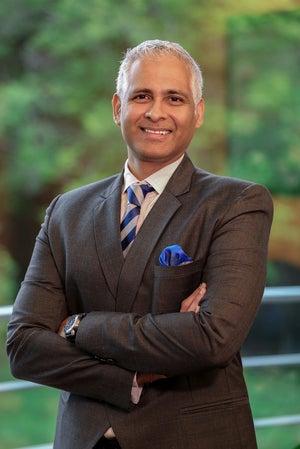 Nimesh Mehta, senior vice president and CIO, National Life Group