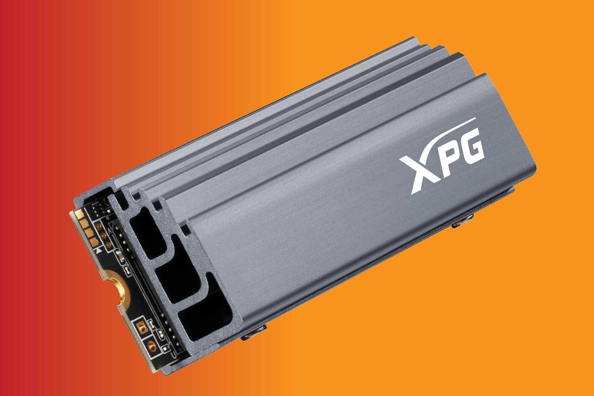 Adata XPG Gammix S70 NVMe SSD (2TB)
