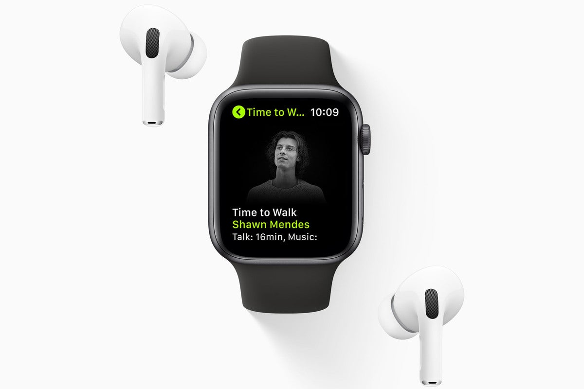 Apple Fitness+: How to use the Time to Walk feature