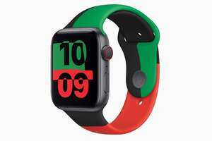 ساعت سیب تاریخ سیاه ماه 2020