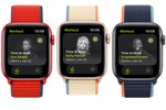 apple watch time to walk