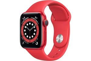 applewatchseries6red