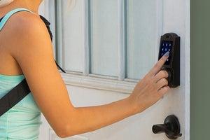 benjilockbyhampton fingerprint doorlock
