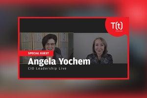 Podcast: CIO Leadership Live with Angela Yochem, EVP & Chief Transformation and Digital Officer, Novant Health