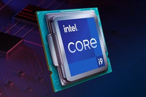 Intel core i9 hero shot Core i9-11900K