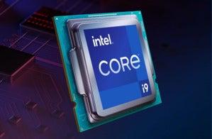 Intel core i9 hero shot Core i9-11900K