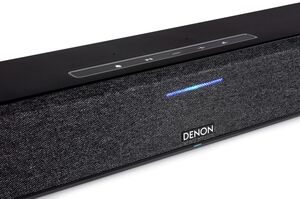 denon home sound bar 550 alexa