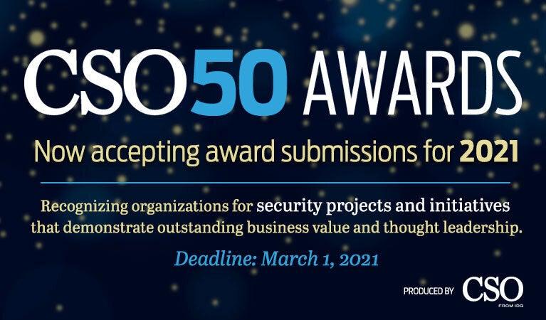2021 CSO50 awards