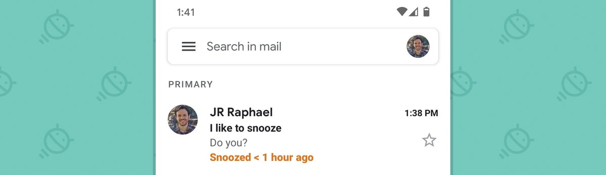 Gmail Reorder Messages: Snooze