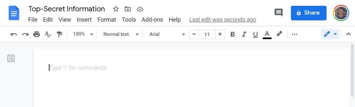 Google Docs Shortcuts (1)