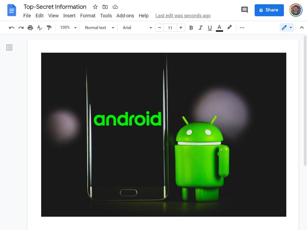 Google Docs Shortcuts (7)