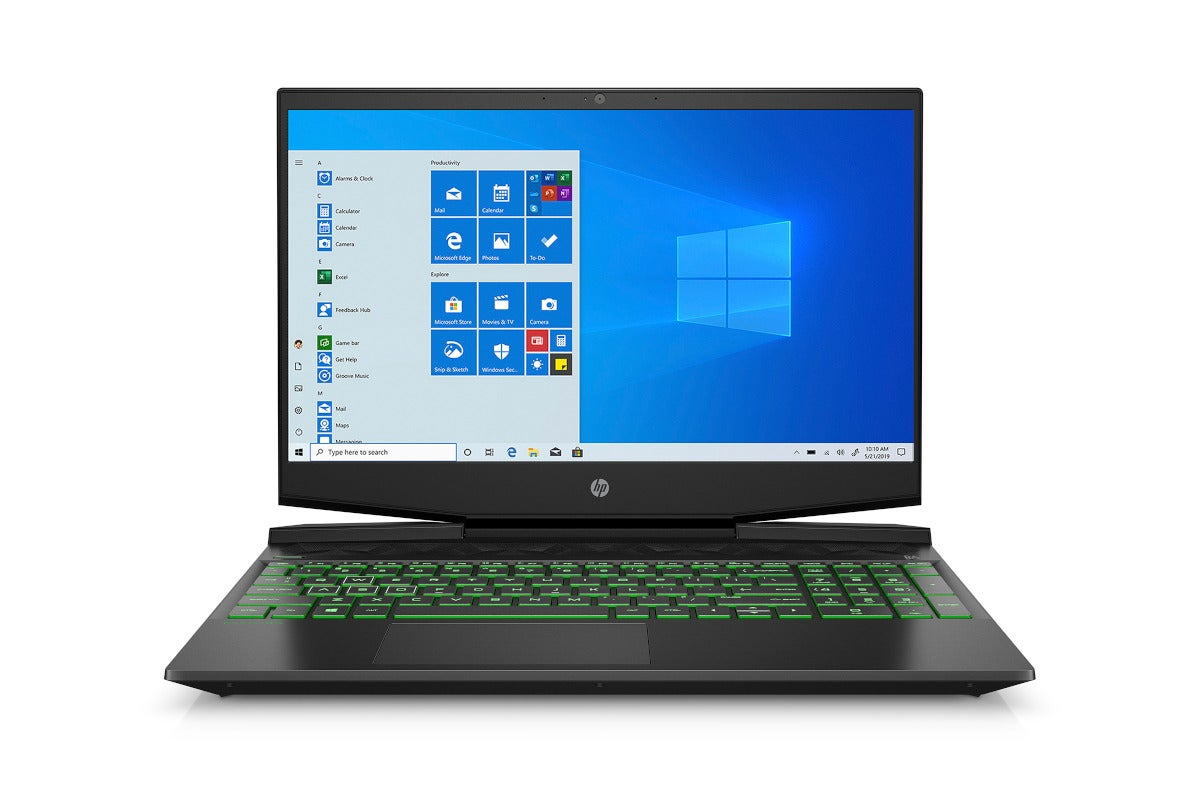 This HP gaming laptop with an Nvidia GTX 1650 GPU is under 0 today