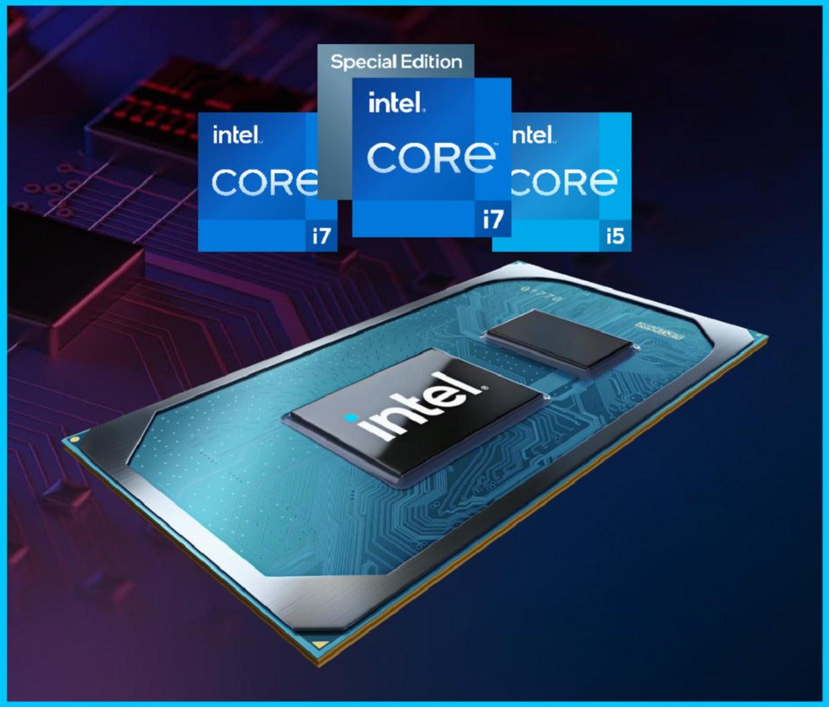 Intel Tiger Lake H35