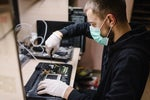 Providing End User Device Maintenance During a Pandemic: IT Needs Help