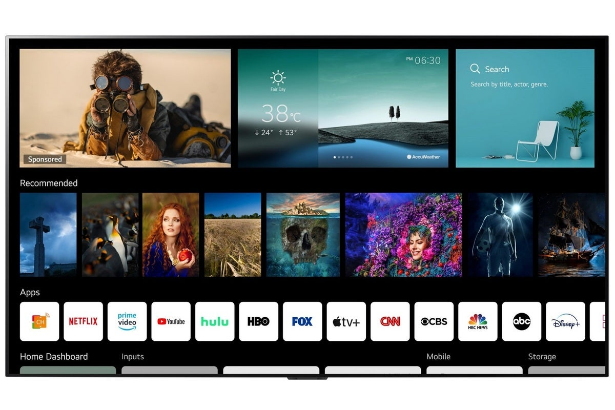 lg webos 6 100872900 large - Best of CES 2021: Smart home and home entertainment products