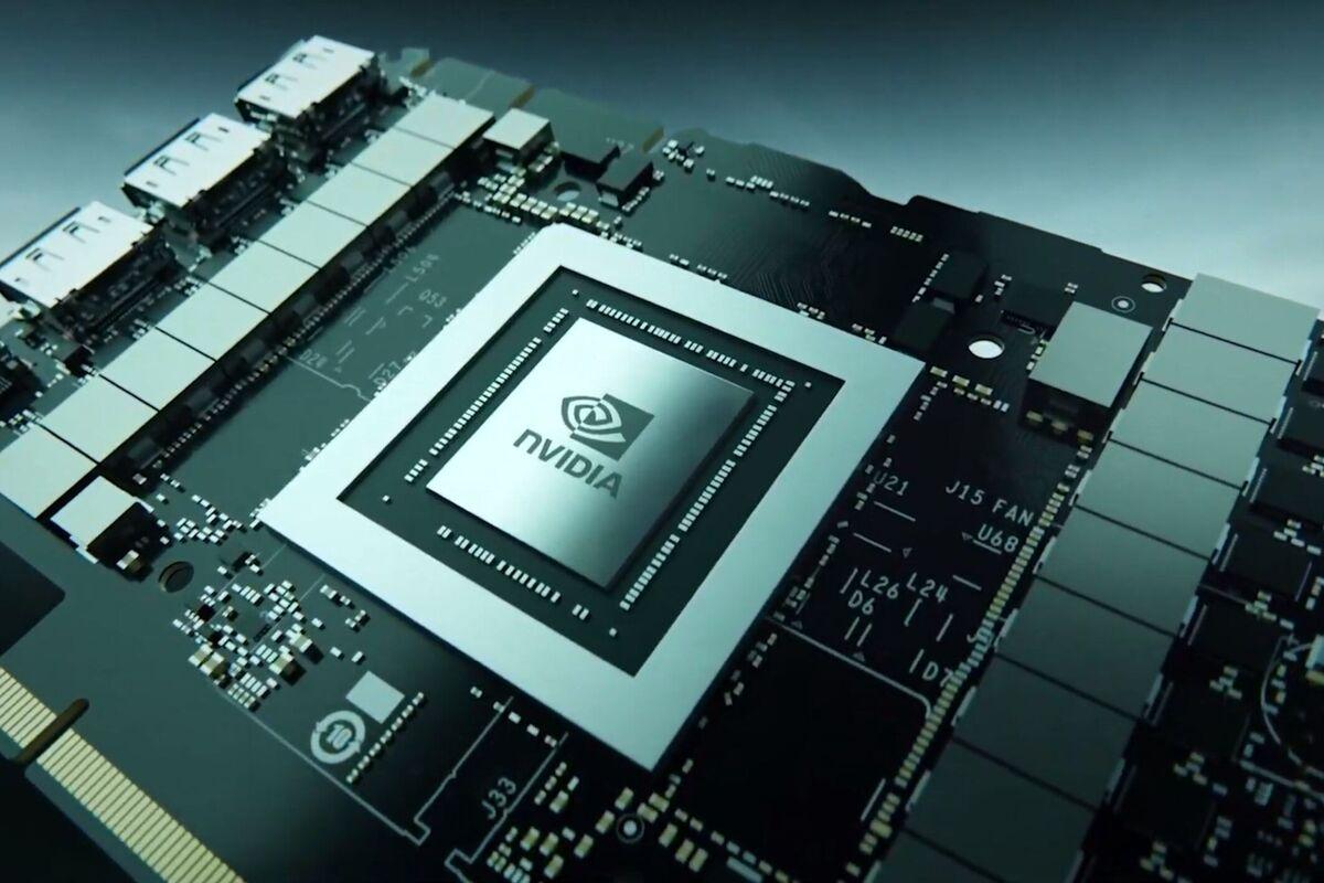nvidia chip primary