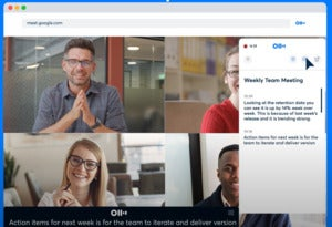 otter in google meet