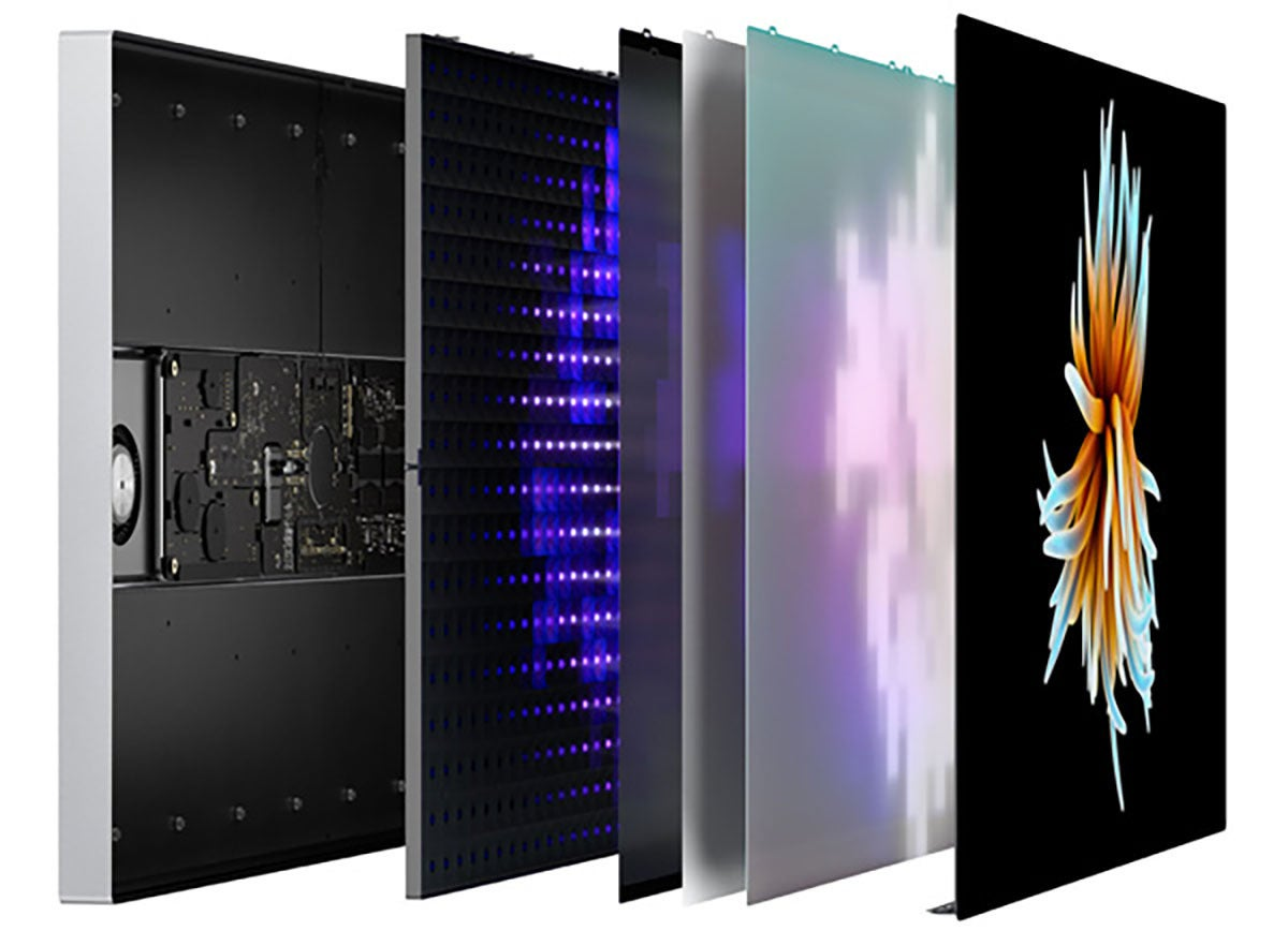 pro display layers