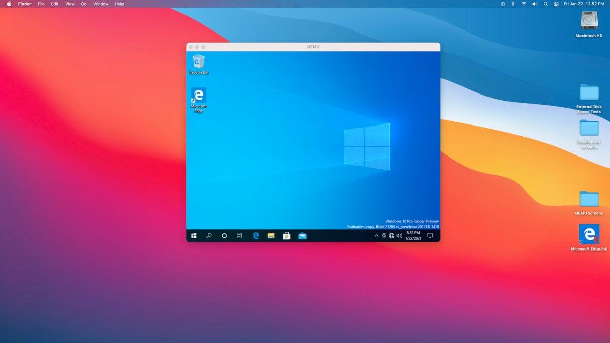 qemu windows 10 11