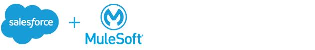 salesforce mulesoft logos