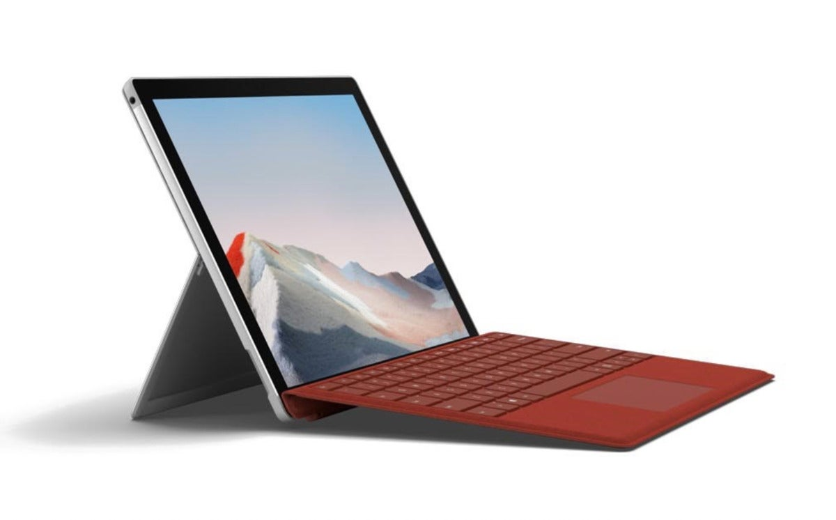 Microsoft reveals new Surface Pro 7+, business-only 2-in-1 | Computerworld