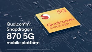 qualcomm snapdragon 870 5g mobile platform