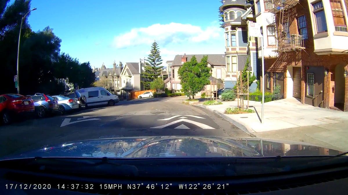 sylvania front day 100873253 large - Sylvania Roadsight Pro Dash Cam review: Good video, easy to use