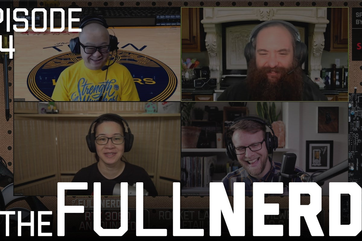 The Full Nerd ep. 164: GeForce RTX 3060 and Intel 11th-gen CPUs dissected thumbnail