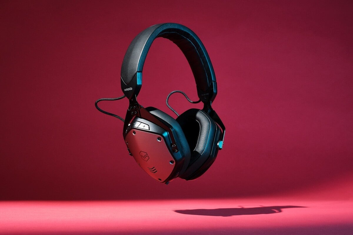 V-Moda unveils its first wireless headset with active noise cancellation, the M-200 ANC thumbnail