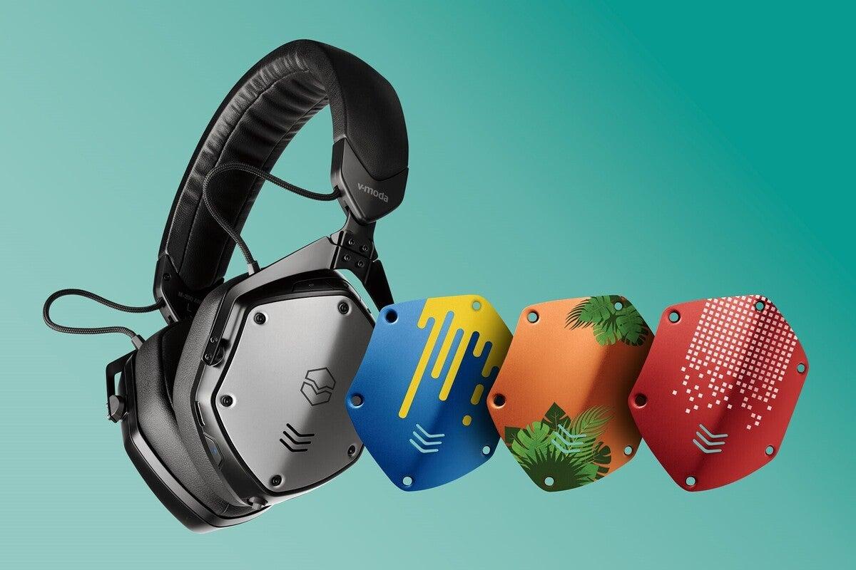 plaques d'oreille v moda m 200 anc