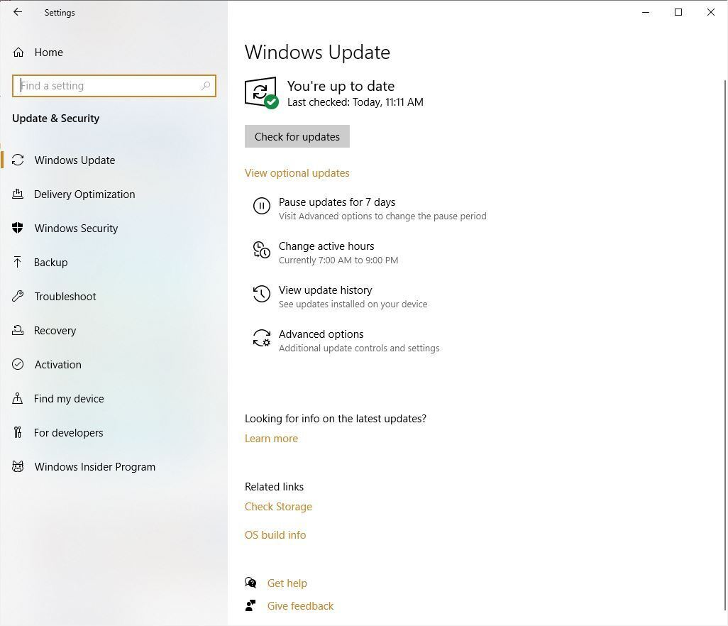 win10 updates 01 windows update