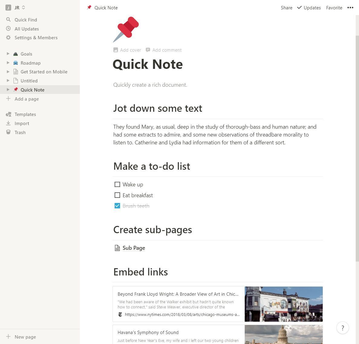 06 note taking apps notion a
