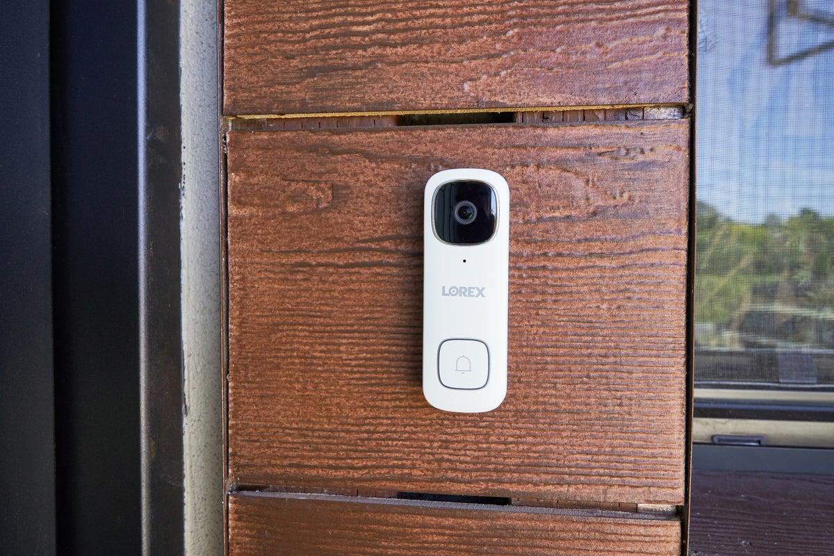 2k doorbell outside
